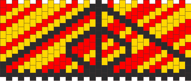 deathly hallows gryffindor colors