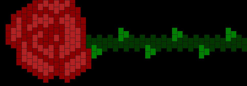 Rose Kandi Pattern