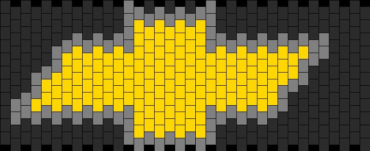 Chevy Logo Kandi Pattern