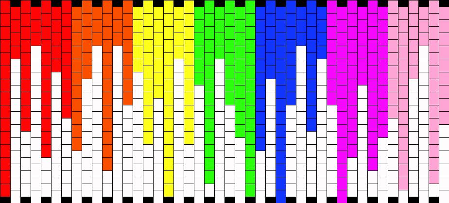 Melting Rainbow