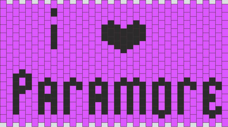 Paramore Flat
