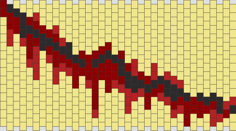 Stiched Kandi Pattern