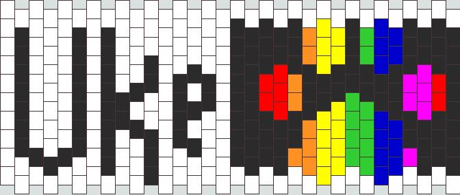 Uke Paw Kandi Pattern