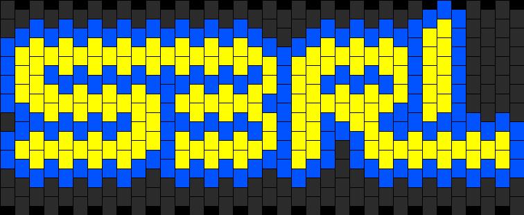 S3RL Kandi Pattern