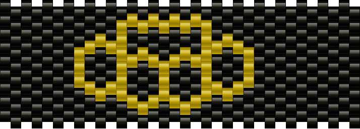 Brassknuckles Kandi Pattern