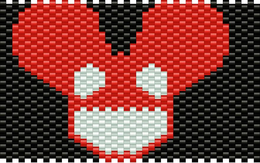 Deadmau5 Big Kandi Pattern