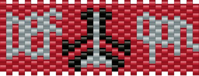 Defqon Kandi Pattern
