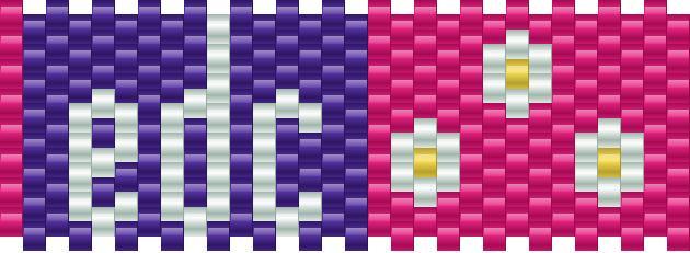 edc pink purple