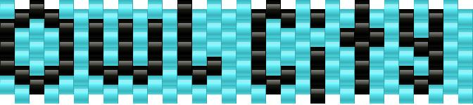 Owl City Kandi Pattern