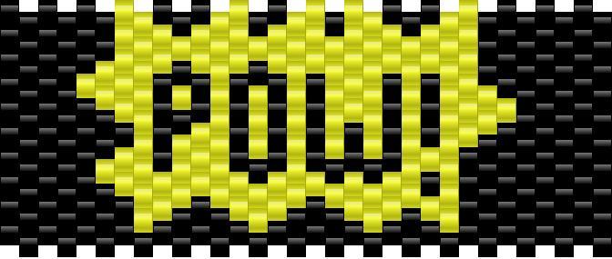 Pow Kandi Pattern