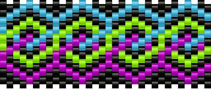Random Kandi Pattern