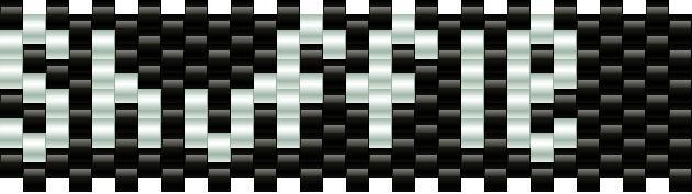 Shuffle Kandi Pattern