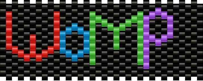 Womp Kandi Pattern