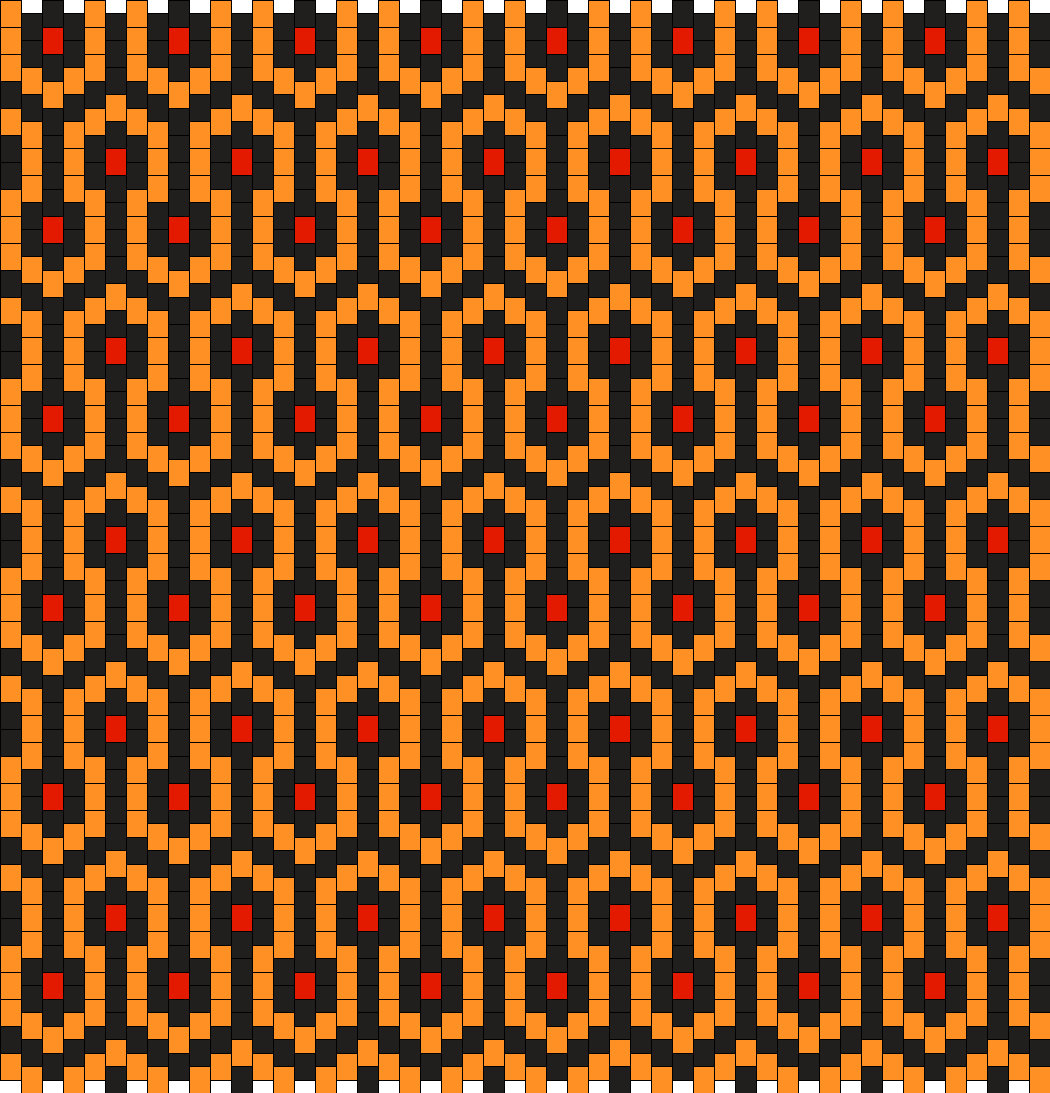 Kubrick Carpet Panel Bead Pattern