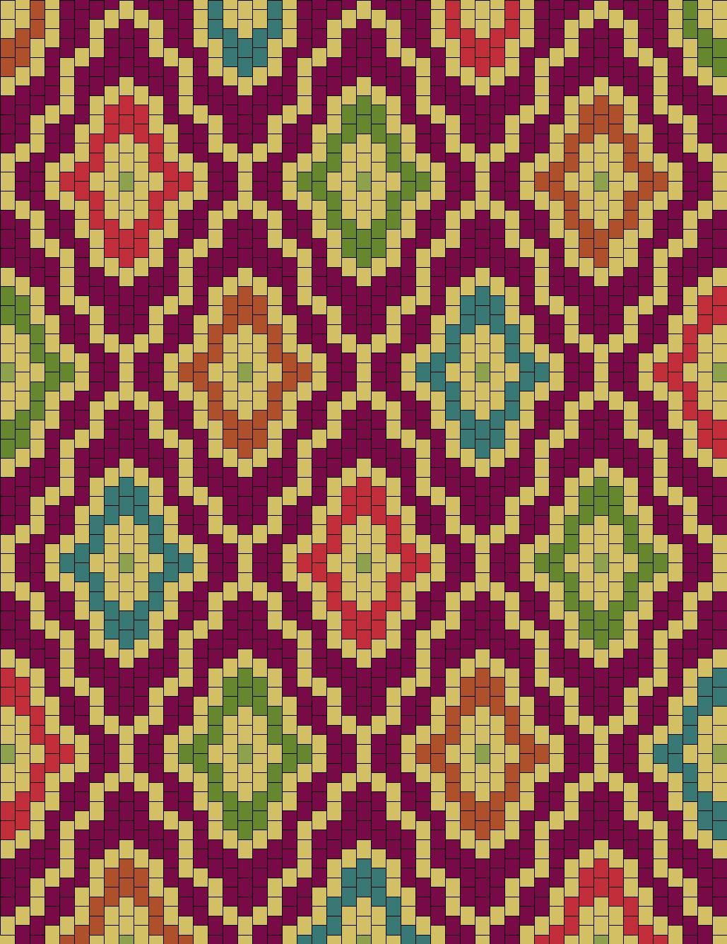 Brave Bead Pattern