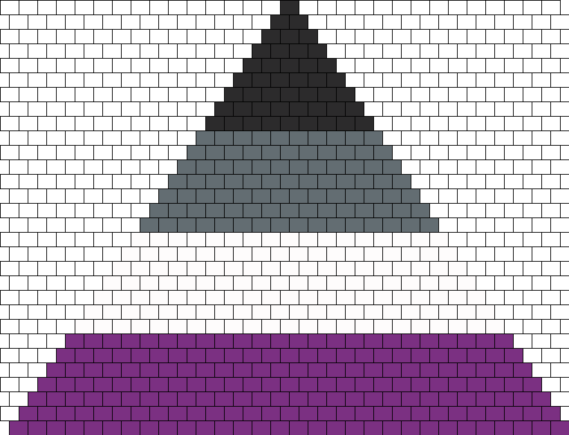 Asexual Pride Bikini DD