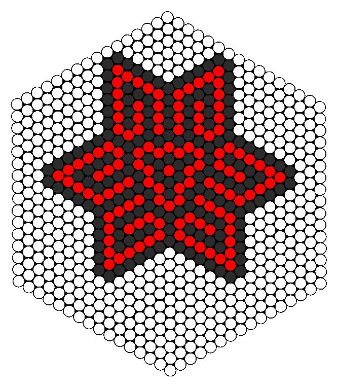 Pt Perler Bead Pattern / Bead Sprite