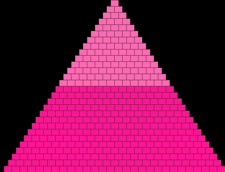 Pinkie Pie Themed Kandikini Bead Pattern