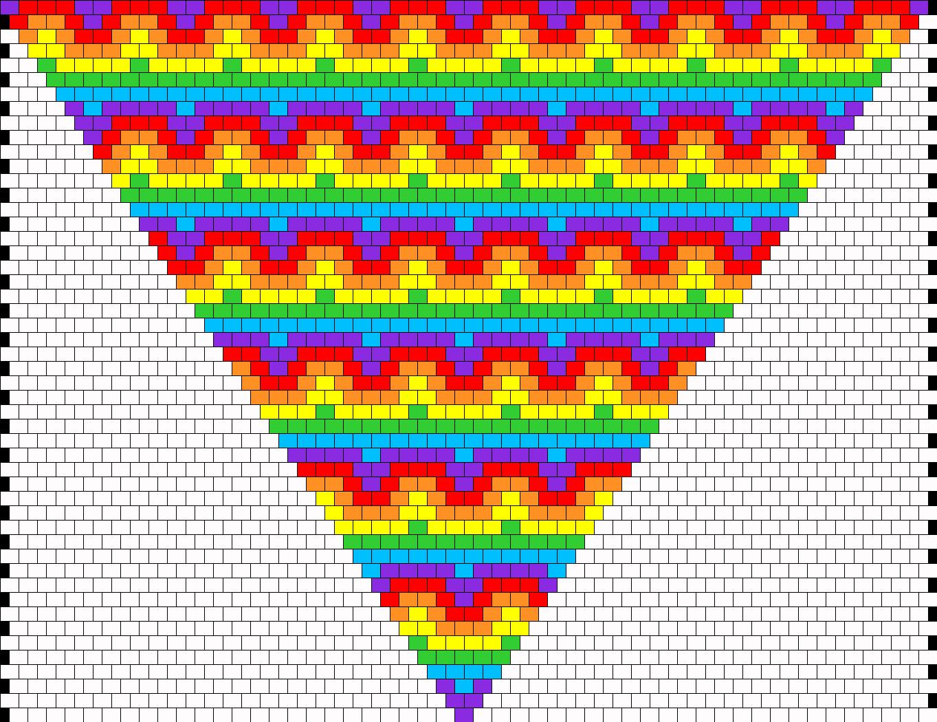 crazy rainbow kandana