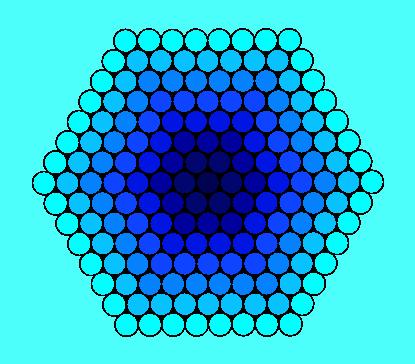 3D blue version