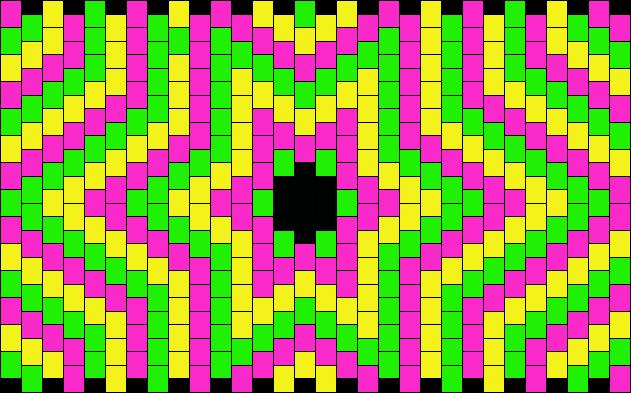 30x14 Multi Stitch Cuff
