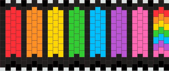Rainbow Dividers
