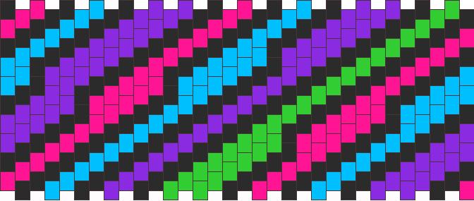 Cool Kandi Pattern