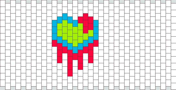 toxic zombie heart
