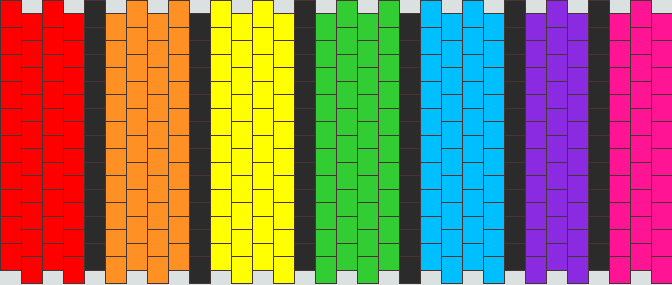 RainbowBlack