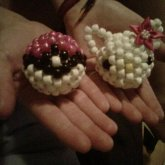Pokeball/ Hello Kitty =)