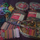 All My Kandi Supplies!!