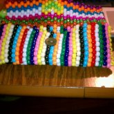 My First Kandi Clutch Open
