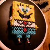 3D Spongebob