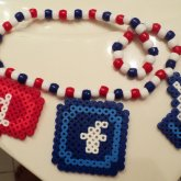 Facebook Necklace