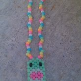 Glow-In-The-Dark Domo Necklace!!:D