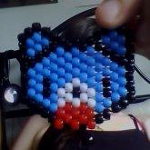 Gloomy Bear With My Mini Pony Beads