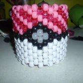 Pink Pokeball<3