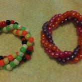 Twisted Kandi Bracelet