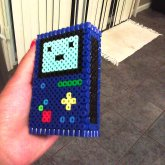 Beemo 3D Perler Bead