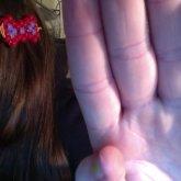 Hair Bow.