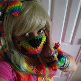 Rainbow Kandi Kid
