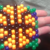 Peyote Stitch Basketball