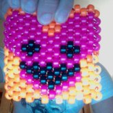 Completed Deadmau5 Cuff