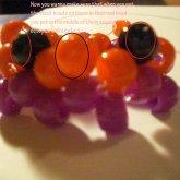 3D Kandi Octopus Tutorial 6