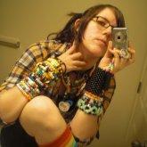 Those Rainbow Socks