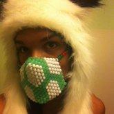 Yoshi Mask