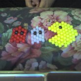 Pacman And Pacman Ghosts