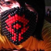Kandi mask Horde
