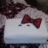 Hello Kitty Backpack Progress