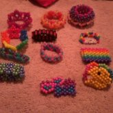 All My Cuffs/doubles 1/12/12